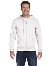 Anvil 71600 Men Full-Zip Hooded Fleece at GotApparel