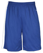 Badger 7243 Men B-Power Reversible Short at GotApparel