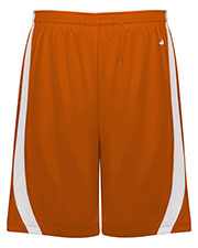 Badger 7244 Men B-Slam Reversible Polyester Basketball 9 Shorts at GotApparel