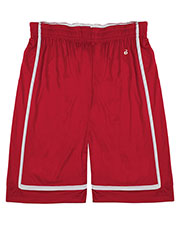 Badger 7248 Men B-Line Reversible Game Shorts at GotApparel