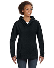 Anvil 72500L Women Hooded French Terry at GotApparel