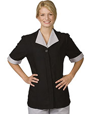 Edwards 7276 Women's Spun Polyester Short-Sleeve Housekeeping Tunic at GotApparel