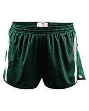 Badger 7277 Women Aero Track Short at GotApparel