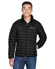 Custom Embroidered Marmot 73710 Men Tullus Insulated Puffer Jacket at GotApparel