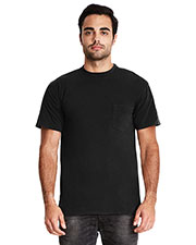 Next Level 7415 Men Inspired Dye Crew with Pocket at GotApparel