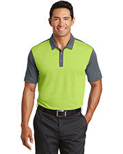 Nike 746101 Men Dri-FIT Colorblock Icon Modern Fit Polo. at GotApparel