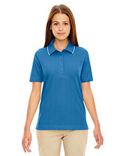 Extreme 75045 Women's Edry® Needle-Out Interlock Polo at GotApparel