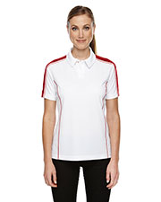 Extreme 75052 Women's  Eperformance™ Pique Colorblock Polo at GotApparel