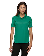 Extreme 75055 Women Eperformance  Jacquard Pique Polo at GotApparel