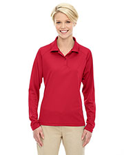 Extreme 75061 Women's Eperformance™ Long-Sleeve Pique Polo at GotApparel