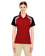 Extreme 75065 Women's Edry® Colorblock Polo at GotApparel