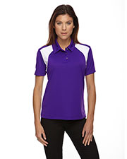 Extreme 75066 Women's Eperformance™ Colorblock Textured Polo at GotApparel