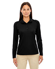 Extreme 75111 Women's Eperformance™ Armour Snag Protection Long-Sleeve Polo at GotApparel