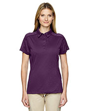 Extreme 75117 Women's Eperformance™  Fluid Melange Polo at GotApparel