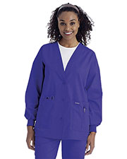 Landau 7535 Women Cardigan Warm-Up at GotApparel