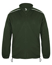 Badger 7701 Men Tricot-Piped Jacket at GotApparel
