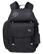 Puma Golf 77138 Men Executive Backpack at GotApparel