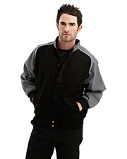 TMR 7730 Men Pacer Cotton Twill Jacket With Nylon Lining at GotApparel