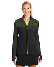 Nike 779804 Ladies 10.2 oz Therma-FIT Hypervis Full-Zip Jacket at GotApparel