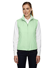 North End 78051 Women Full Zip Lightweight Wind Vest at GotApparel