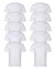 Anvil 780 Men Midweight T-Shirt 10-Pack at GotApparel