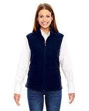 North End 78173 Women Voyage Fleece Vest at GotApparel