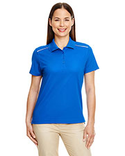 Ash City - Core 365 78181R Women Performance Piqué Polo Shirt at GotApparel