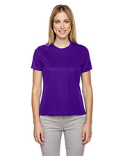 Core 365 78182 Women Pace Performance Pique Crew Neck at GotApparel