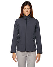 Core 365 78184 Women Cruise TwoLayer Fleece Bonded Soft Shell Jacket at GotApparel