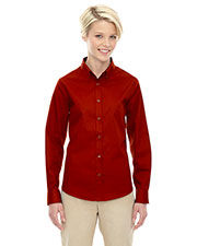 Core 365 78193 Women Operate Long Sleeve Twill Shirt at GotApparel
