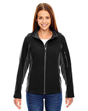 North End 78198 Women Generate Textured Fleece Jacket at GotApparel