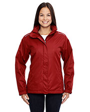 Core 365 78205 Women Region 3-in-1 Jacket with Fleece Liner at GotApparel