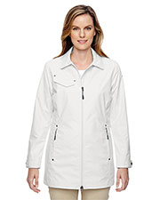North End 78218 Women Excursion Ambassador Lightweight Jacket with Fold Down Collar at GotApparel