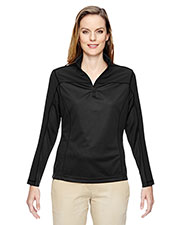 North End 78220 Women Excursion Circuit Performance HalfZip at GotApparel