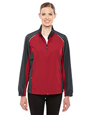 Core 365 78223 Women Stratus Colorblock Lightweight Jacket at GotApparel