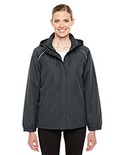 Core 365 78224 Women Profile Fleece-Lined AllSeason Jacket at GotApparel