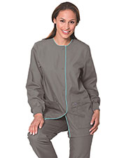 Landau 7825 Women Warm-Up Jacket at GotApparel