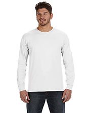 Anvil 784AN Adult Midweight LongSleeve T-Shirt at GotApparel