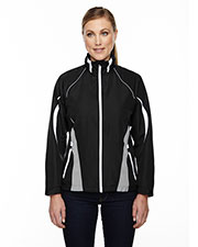North End 78644 Women Impact Active Lite Colorblock Jacket at GotApparel