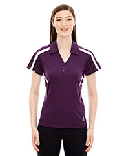 North End 78667 Women Accelerate Utk Cool.Logik  Performance Polo at GotApparel