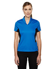 North End 78683 Women Rotate Utk Cool.Logik  Quick Dry Performance Polo at GotApparel