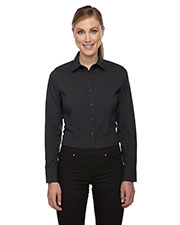 North End 78802 Women Melange Performance Shirt at GotApparel
