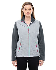 North End 78809 Unisex Quantum Interactive Hybrid Insulated Jacket at GotApparel