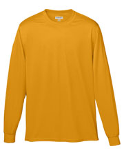 Augusta 789 Boys wicking Long-Sleeve T-Shirt at GotApparel