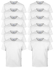 Gildan G800B Boys Dryblend 5.6 Oz. 50/50 T-Shirt 12-Pack at GotApparel