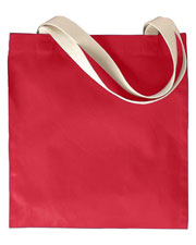 Augusta 800 Unisex Promotional 1 Cotton Tote Bag OneSize at GotApparel