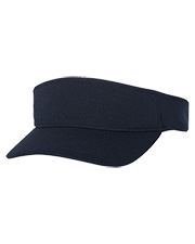Flexfit 8110  110 Tech Cool And Dry Mini Pique Visor at GotApparel