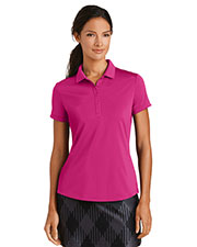 Nike 811807 Women Ladies Dri-FIT Players Modern Fit  Polo. at GotApparel