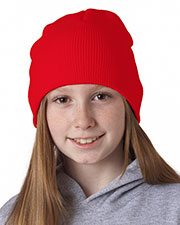 UltraClub 8131 Unisex UC 8.5 Beanie Cap at GotApparel