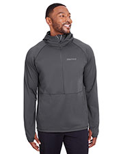 Custom Embroidered Marmot 81330 Men Zenyatta Half-Zip Jacket at GotApparel